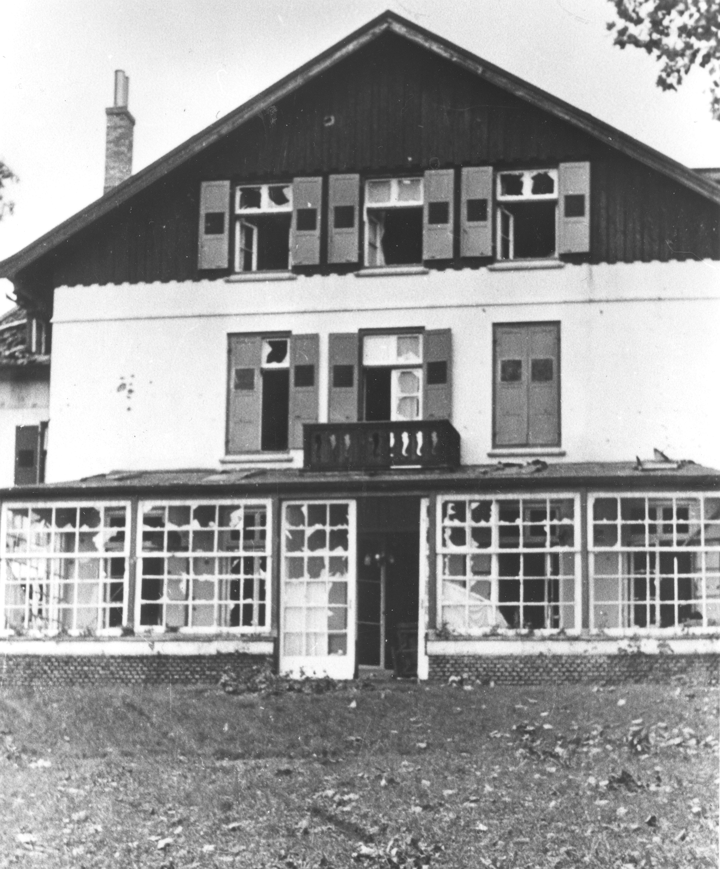 Hotel Dreijeroord The White House 1944